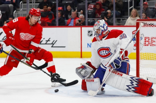 Detroit Red Wings vs. Montreal Canadiens: Time, TV, game info
