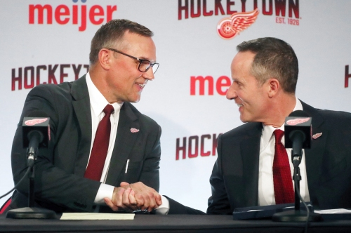 This is how Detroit Red Wings CEO Chris Ilitch assesses team's situation