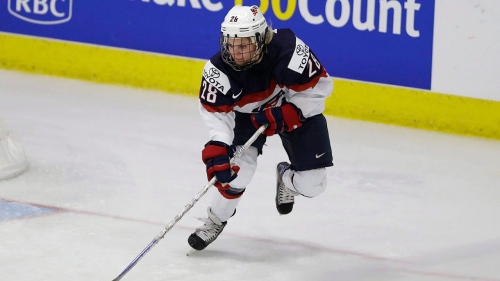 Women's hockey's Dream Gap Tour heads to Japan in March