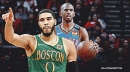 Celtics' Jayson Tatum speaks out on learning from Chris Paul during All-Star weekend