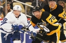 Power play lifts Penguins past Toronto and into first place in Metropolitan Division