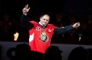 Sens sink Sabres on night of Chris Phillips' jersey retirement ceremony