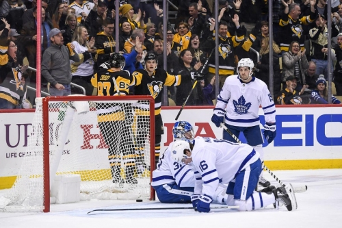 The Penguins offer the Maple Leafs another lesson on what it takes to win