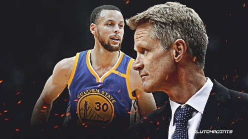 Steve Kerr explains why it is important for Stephen Curry to return to the Warriors this season