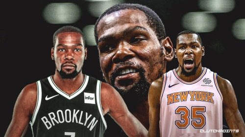 Kevin Durant explains why everybody thought he was signing with Knicks