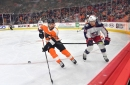 Six stats from the Flyers' 5-1 win over the Blue Jackets