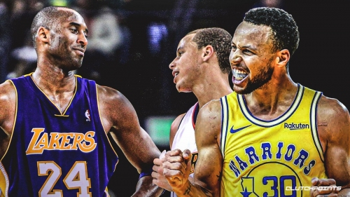Warriors' Stephen Curry reveals his favorite Kobe Bryant memory