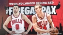 Bulls' Lauri Markkanen reacts to Zach LaVine's infamous 'First Take' appearance