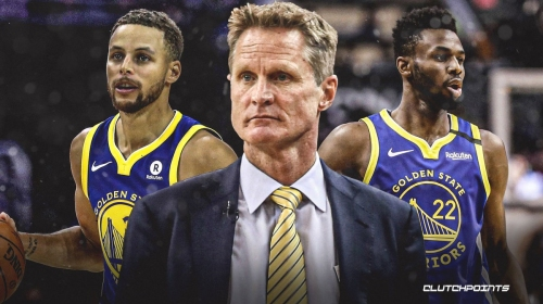 Warriors' Steve Kerr explains why it's important for Stephen Curry and Andrew Wiggins to play together this season