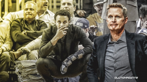 Steve Kerr sends strong message to those who think Warriors star Stephen Curry should sit out
