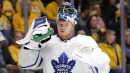 Maple Leafs banking on slumping Andersen rediscovering old form