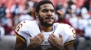 Redskins' Jordan Reed finally cleared from concussion protocol