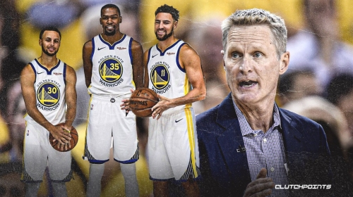 Warriors coach Steve Kerr's strong claim on the NBA without Stephen Curry, Kevin Durant, Klay Thompson