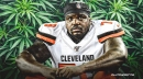 Browns' Greg Robinson had 157 pounds of marijuana at time of arrest