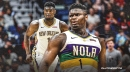 Pelicans star Zion Williamson more concerned sneaking into playoffs than Rookie of the Year award