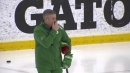 Keefe squashes any rumours of a goalie controversy on Maple Leafs