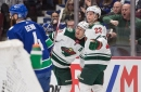 Wild's Galchenyuk ties game late, adds SO winner to steal crucial point from Canucks