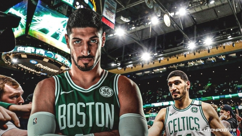 Enes Kanter declares NBA must help WNBA players in fight for equality