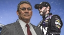 Ron Rivera talked to Jimmie Johnson about building a championship culture