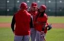Spring Training report: Luis Castillo's changeup seems to be in midseason form