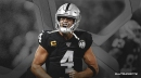 Derek Carr fuels speculation of trade to the Bears with Instagram post