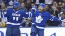 Maple Leafs show signs of life with spirited response to tough stretch
