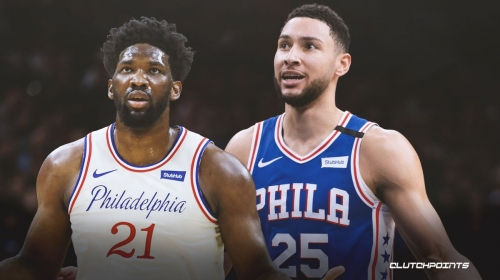 RUMOR: Sixers' Joel Embiid more likely to be traded than Ben Simmons