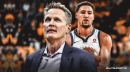 Warriors coach Steve Kerr claims Klay Thompson has been 'lost' without basketball this season