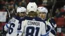 Scheifele snaps scoring drought with hat trick to lift Jets over Senators