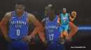 Dennis Schroder speaks out on 'different vibe' of Thunder without Russell Westbrook