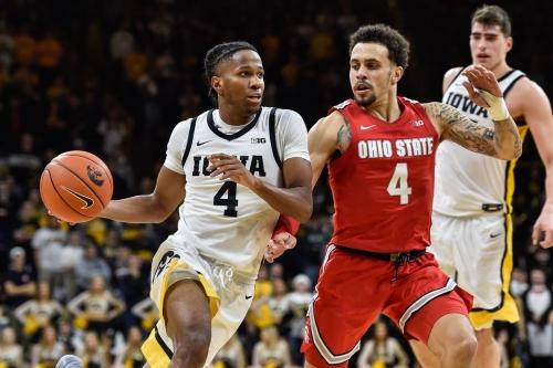 Thursday Big Ten Recap: Iowa Tops OSU