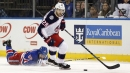 Blue Jackets' Bjorkstrand out eight to 10 weeks with ankle injury