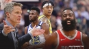 Steve Kerr says Golden State looked 'young, undisciplined' in blowout loss to Rockets