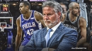 Sixers coach Brett Brown tries to compare Al Horford to Manu Ginobili