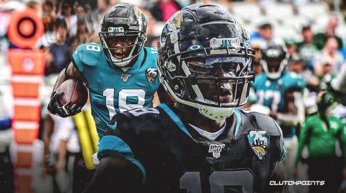 Jaguars exercise contract option on Chris Conley