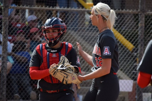 Offense struggles as Arizona softball falls to No. 7 Florida in Mary Nutter Classic