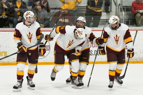 ASU Hockey: Wisconsin Preview