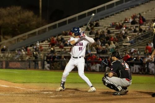 Arizona baseball rallies to beat Southern Illinois in San Diego