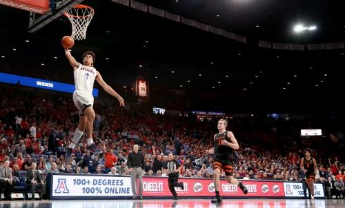 Arizona-Oregon matchup will be 'like March Madness' in McKale Center, Wildcats coach Sean Miller says