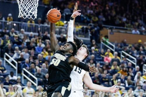 Michigan basketball at Purdue: Scouting report, prediction for Saturday