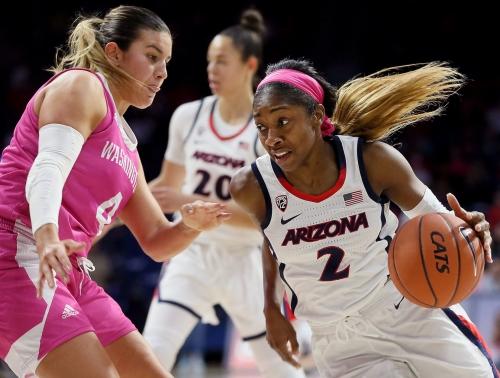 Arizona Wildcats star Aari McDonald won't play tonight vs. Utah because of injury