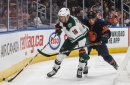 Spurgeon's natural hat trick sends Wild soaring past McDavid-less Oilers