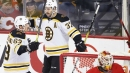 Flames get lesson from elite Bruins on how to control games
