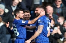 Chelsea vs Tottenham: Five things we learned as Olivier Giroud scores on return