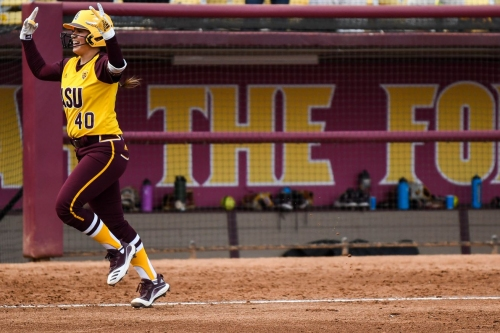 ASU Softball: Offense scores combined 29 runs in doubleheader sweep against San Diego and New Mexico