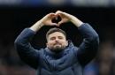 Frank Lampard praises impact and goal from returning Chelsea striker Olivier Giroud in win over Tottenham