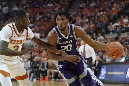 Texas vs. Kansas State: Game thread