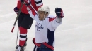 Alex Ovechkin makes history by scoring his 700th career goal