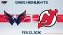 Ovechkin scores 700th career goal but Capitals fall to Devils