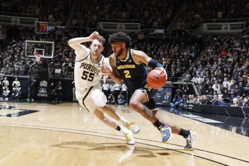 Saturday Big Ten Recap: Michigan Beats Purdue